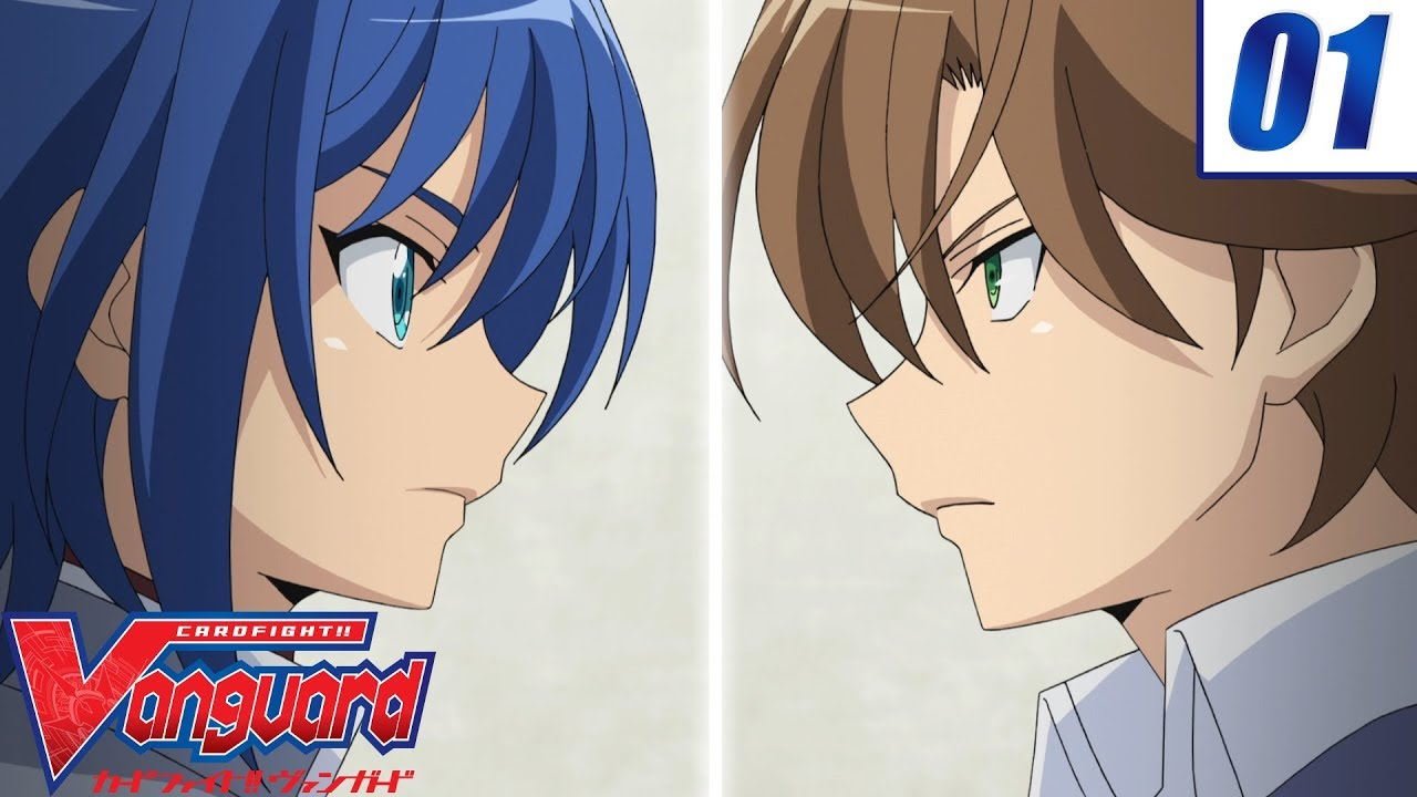 Download [Image 1] Cardfight!! Vanguard Official Animation - Stand Up, Vanguard!!