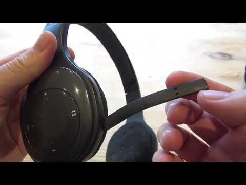 Business Headphones With Audio Quality : Logitech H800 Review