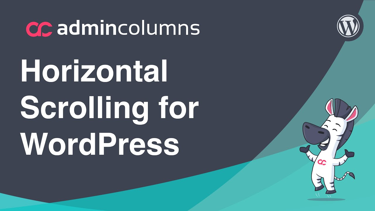 Too many columns? Use Column Sets and Horizontal Scrolling - Blog