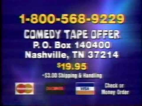 Comedy Tape Offer