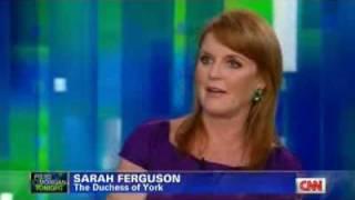Download Video CNN: Sarah Ferguson impressed with Katherine MP3 3GP MP4