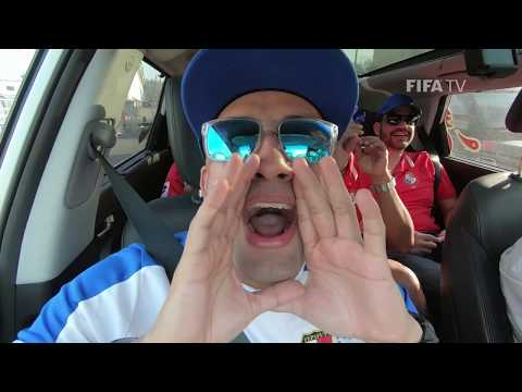 World Cup Driver - PANAMA!