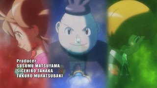 Pokemon XY (Season 18) Theme (Finnish)