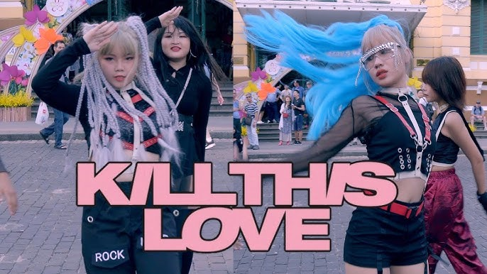 [KPOP IN PUBLIC CHALLENGE] BLACKPINK - 'Kill This Love' | Dance Cover | B.K.A.V