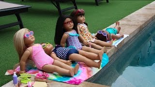 Take a Brain Break! (American Girl Doll Stopmotion)