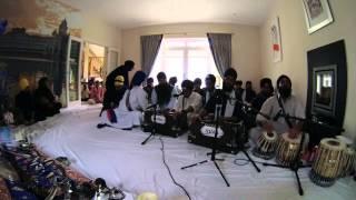 Bhai Gurpal Singh - maeraa sathigur piaaraa kith bidh milai - Har Jas Smagam May 2015 Thurs Eve Edin