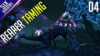 REAPER TAMING? + DROP HUNTING! | Aberration PvP Ep 4. | Ark: Survival Evolved Aberration