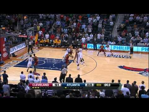Atlanta Hawks 2012 Season Highlights