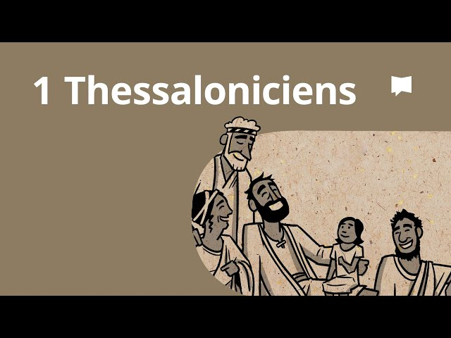 1 Thessaloniciens - Synthèse
