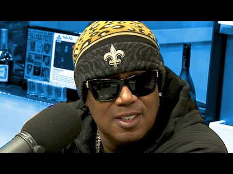 Master P Interview at The Breakfast Club Power 105.1 (01/06/2016)