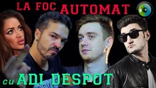 La foc automat (ft. Adi Despot) || Romercial S.02 E.02
