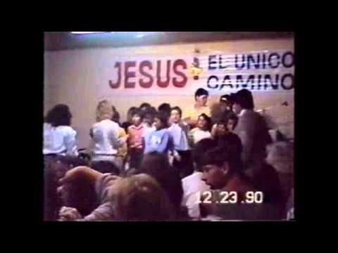 Celebrando NAVIDAD en el año 1990 en Ramallo 2010 MONTEVIDEO.flv