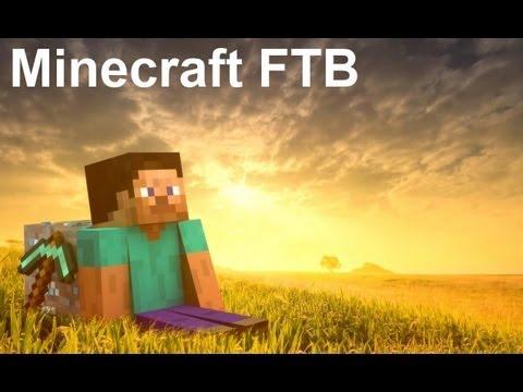 Minecraft FTB - Ep.2: Silicon Plate