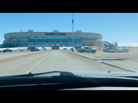 Saskatoon -  Downtown to Sasktel Centre