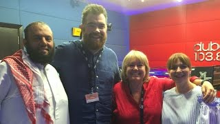 Nathan Outlaw on the Thursday Brunch 29th September 2016