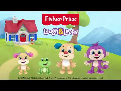 Laugh And Learn | Story Time Fun with Fisher Price | Fun Kids Song with BongKidTV 1101