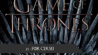 Baixar Game of Thrones Soundtrack - Ramin Djawadi - 21 For Cersei