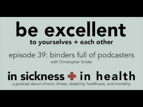 EPISODE 39: Binders Full of Podcasters