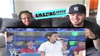 GGV: MACKIE EMPUERTO, KIEFER SANCHEZ & FRANCIS CONCEPTION SING BEYONCE'S - LISTEN | REACTION!!!