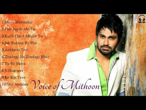 Voice of Mithoon (Audio Jukebox)