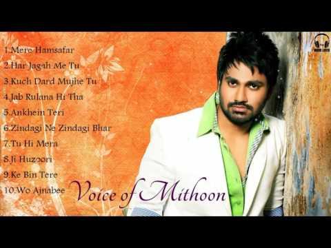 Voice Of Mithoon (Audio Jukebox)