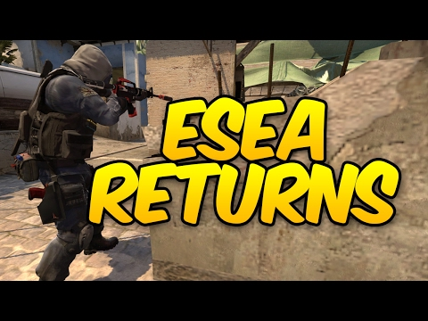 CDGO COMPETITIVE - ESEA RETURN RANK C