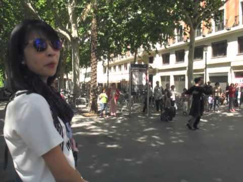 黃浩琳 Lillian - 'Cause My Music Comes Along (directed by Lillian in Spain version)