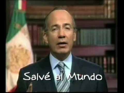 Salvé al mundo: La ineptitud de Felipe Calderón ante la ... Felipe Salve