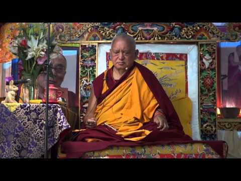 Lama Zopa Rinpoche | Emptiness Unified with Subtle  Dependent Arising
