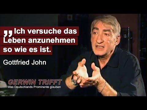 gottfried john gestorben