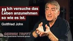 Gerwin Trifft Gottfried John, erfolgreich auf deutschen und internationalen Bühnen | INTERVIEW