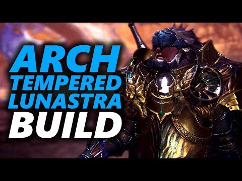 ARCH TEMPERED LUNASTRA BUILD (First Draft) - Monster Hunter World