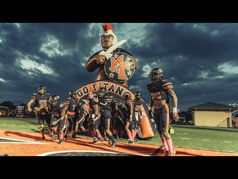 Football In The Flood: Port Arthur Memorial High School