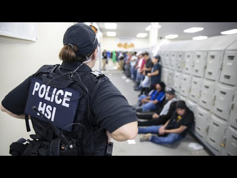 Stichiz - 680 Immigrants Detained In Mississippi