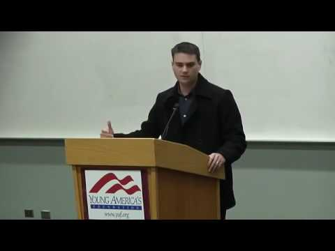 """Ben Shapiro : """"facts don't care about your feelings"""""""