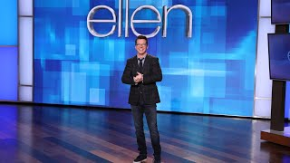 Guest Host Sean Hayes Reflects on the Future