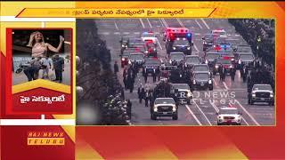 Hyderabad : Security Set Up Finalised for Ivanka Trump | Global Entrepreneurship Summit | Raj News