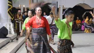 Gong Waning (Sanggar Lero Ha'e Maumere Makassar)