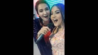 Mahri Pirguliyeva We Abadan Halmedova Turkmen Toy 2018