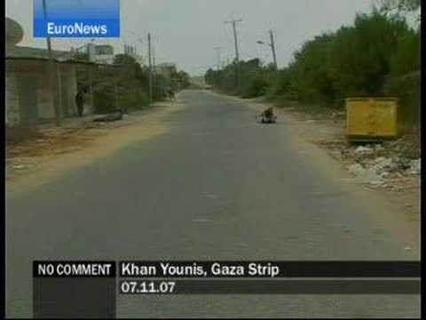 Khan Younis - Gaza Strip - EuroNews - No Comment