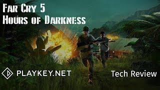 Геймплей Far Cry 5: Hours of Darkness на Playkey.net и итоги розыгрыша ключа!