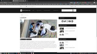 Tutorial Membuat Webiste Berita Dengan Codeigniter Dan Bootstrap