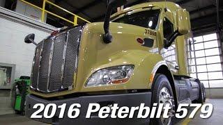 2016 Peterbilt 579 Truck Tour