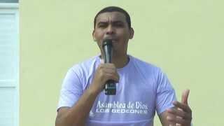 Ademir - 5º Congresso de Missões no Chaco-Argentina