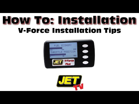 jet performance products v force install tips youtube  jet performance products v force install tips Jet V Force Plus Wiring Diagram 2004 Xterra