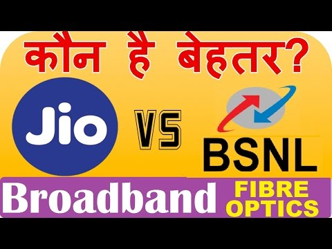 Jio vs BSNL Broadband- Best Plans For You