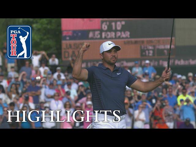Highlights | Round 4 | Wells Fargo