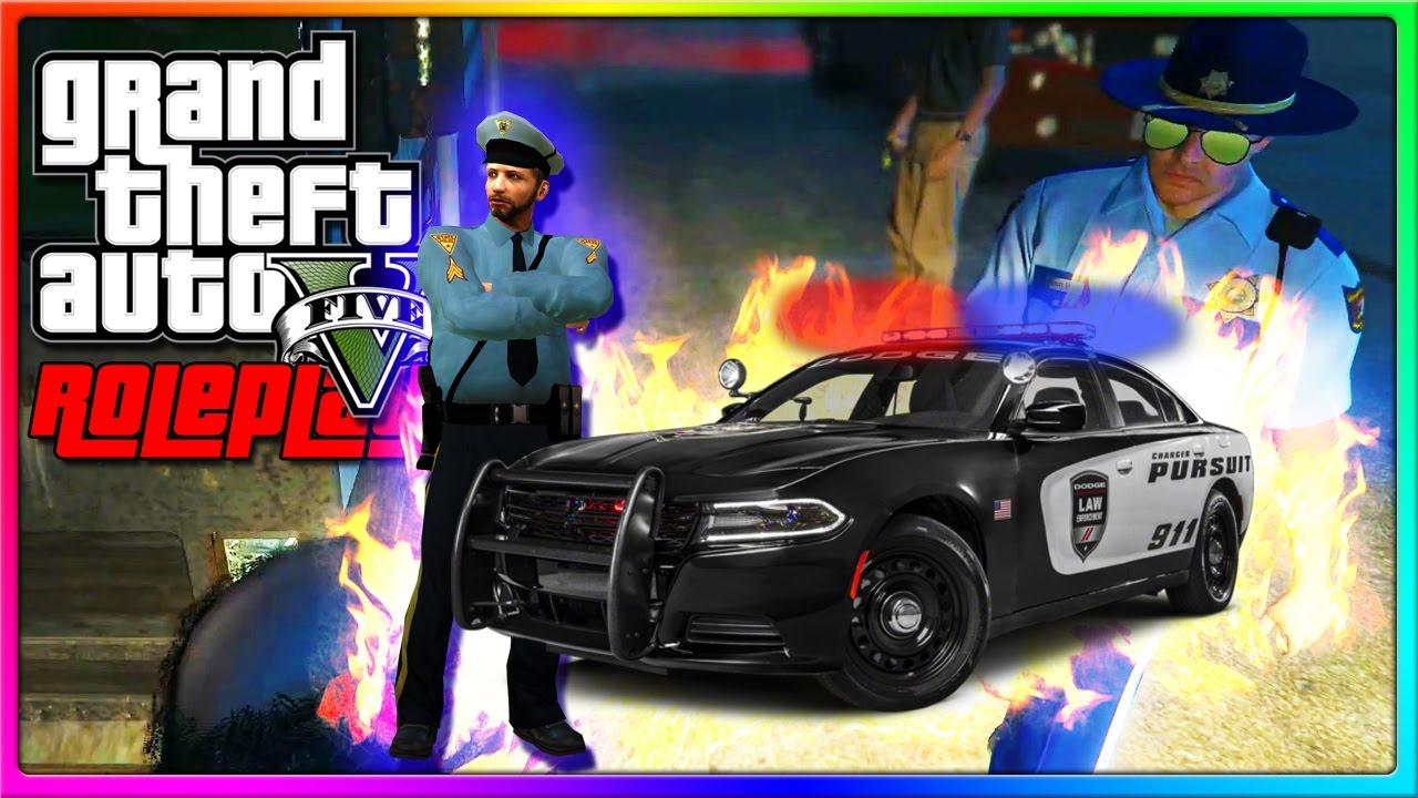 Gta Online Cop Car