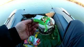 Рыбалка на Кубани Шапсугское водохранилище Ставлю кружки Выпускаю живца