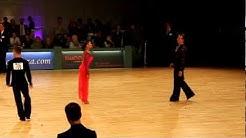 Sergiu Luca & Maria Arces - WDSF Tilburg 2012 - Samba